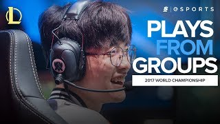 Download The BEST plays from the 2017 World Championship Group Stage (Featuring: Faker, Hauntzer and Archie) Video