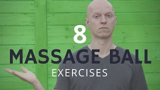 Download 8 Massage Ball Exercises That Can Put Massage Therapists Out of Business Video