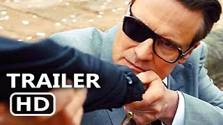 Download Kingsman 2 Official Trailer # 2 (2017) Colin Firth Action Movie HD Video