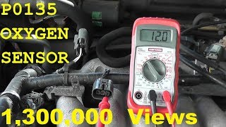 Download How To Test and Replace an Oxygen Sensor P0135 Video