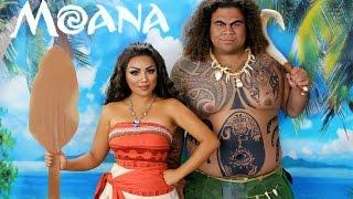 Download DISNEY'S MOANA & MAUI!!! Video