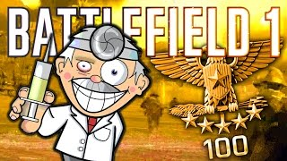 Download DOCTOR DEATH - BATTLEFIELD 1 (Road to Max Rank #43)(PS4) Video