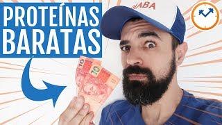 Download 💰10 ALIMENTOS BARATOS RICOS EM PROTEÍNA | Saúde na Pobreza #3 💸 Video