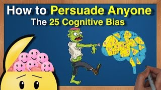 Download How to Persuade Anyone - The 25 Cognitive Biases by Charlie Munger Video
