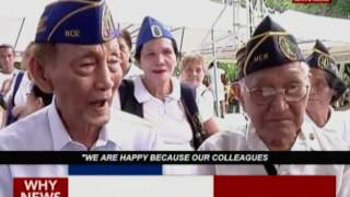 Download AFP retirees, Veterans' widows to get pension arrears from Gov't Video