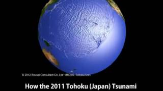 Download Tsunami from Space Video