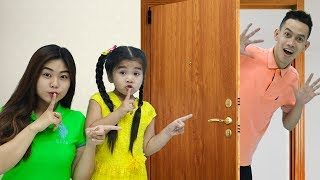 Download Peek a Boo Song Suri Pretend play w Fun Nursery Rhymes Sing Along Songs Family Fun Video