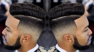 Download FRESHEST MID FADE COMBOVER HAIRCUT TUTORIAL Video