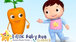 Download Yummy Vegetables Song - Nursery Rhymes and Kids Songs | Baby Songs | Little Baby Bum Video