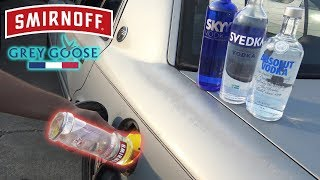 Download Can You Use VODKA as GASOLINE? Video
