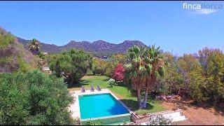 Download Finca auf Mallorca: Villa Los Pinos Video