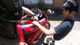 Download BIKERS HELPING OTHERS   RANDOM ACT OF KINDNESS   BIKERS ARE NICE [Ep. #19] Video
