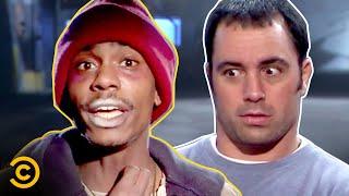 "Download Joe Rogan Meets Tyrone Biggums on ""Fear Factor"" - Chappelle's Show Video"