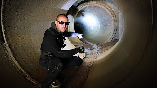 Download Exploring Underground Tunnel System Below City!! (Creepy) Video