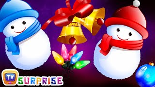 Download Christmas Surprise Eggs | Christmas Gifts & Decorations | Christmas Surprise For Kids | ChuChu TV Video