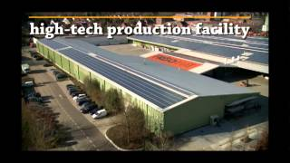 Download Frisomat Invests in 6000 Solar Energy Panels on the Belgian Factory Roof Video