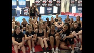 Download Cheer Extreme ~ Beneath The Crown ~ Sr Elite ~ First Practice 2018 19 Video