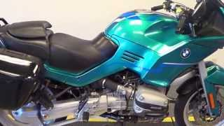 Download 1994 BMW ″R1100RS″-LOW MILES-UPGRADES-ABS-EXCELLENT Video