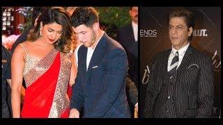 Download Priyanka Chopra And Nick Jonas Wedding REACTION By Ex BF Shahrukh Khan Video