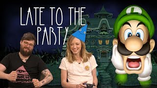 Download Let's Play Luigi's Mansion - Late to the Party Video