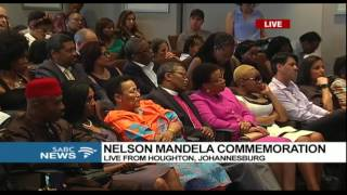Download Cyril Ramaphosa's Nelson Mandela commemoration address Video