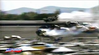 Download Rick Craven's Big Crash at Talladega - 1996 NASCAR Video