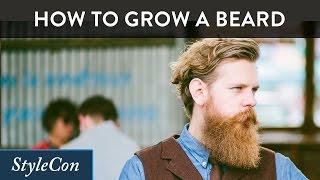 Download How To Grow A Beard - Beard Growing Tips from Beardbrand's Eric Bandholz Video