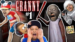 Download ESCAPE GRANNY HOUSE! She Won't Let Me Play Fortnite! (FGTEEV) Video