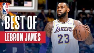 Download Best of LeBron James So Far This Season Video