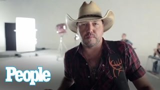 Download Behind-The-Scenes of Jason Aldean's New Video | People Video