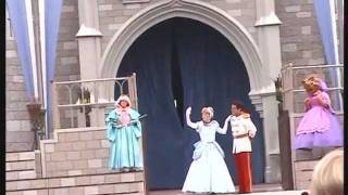 Download Cinderella Disney World Castle Show 2002 Video