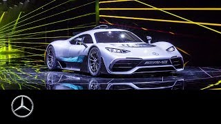 Download IAA 2017 Future Talk [German Only] mit dem Mercedes-AMG Project ONE Video
