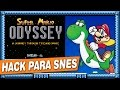 Download Super Mario Odyssey - A Journey Through Time and Space - HACK - SNES Video