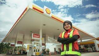 Download Gadis Air Mineral Shell - Shafila Video