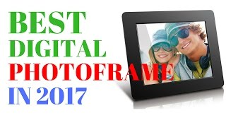 Download Best Digital Photoframe | Top 5 Digital Photoframe for your Family in 2017 Video