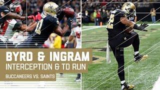 Download Jairus Byrd's Huge INT Sets Up Mark Ingram's 2nd TD of the Day! | NFL Week 16 Highlights Video