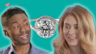 Download Couples Take The Engagement Ring Challenge // Presented by BuzzFeed & JamesAllen Video