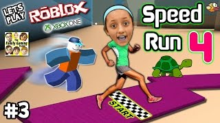 Download Let's Play ROBLOX #3: SPEED RUN 4 REQUEST w/ Lexi! (FGTEEV Xbox One Gameplay / Slow Turtle Skit) Video