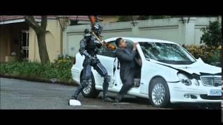 Download Chappie - Carjacking german / Autodiebstahl Video