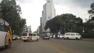 Download Nairobi, capital of Kenya Video