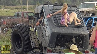 Download Mudding , Mud Bogging , Mud Trucks - Adriana' Cell phone- Behind the scenes footage Video