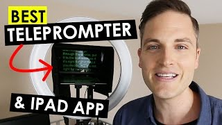 Download Best iPad Teleprompter and Teleprompter Software Review Video