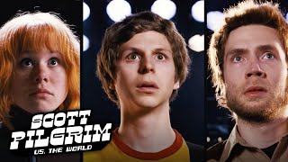 Download Scott Pilgrim Vs. The World - Official Trailer Video