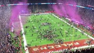 Download The final play of Super Bowl 51 and the ensuing celebration Video