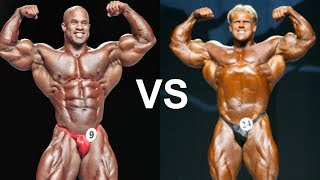 Download Who really should have won the 2007 Olympia? Jay or Victor? Video