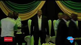 Download Presidency denies Mashaba's tweeted blue light accident claim Video