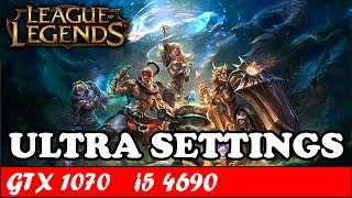 Download League of Legends (Ultra Settings) | GTX 1070 + i5 4690 [1080p 60fps] Video