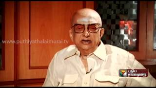 Download Exclusive Interview With Cho Ramaswamy In Agni Paritchai - Part 1 Video
