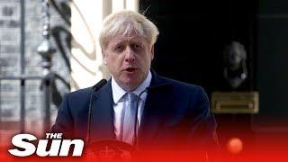 Download Boris Johnson's first speech as PM Video