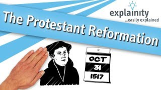 Download The Protestant Reformation easily explained (explainity® explainer video) Video